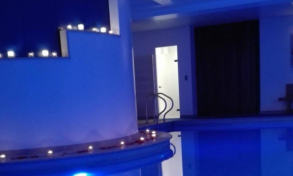 Prive Sauna Blue