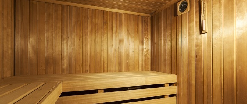 Le sauna traditionel